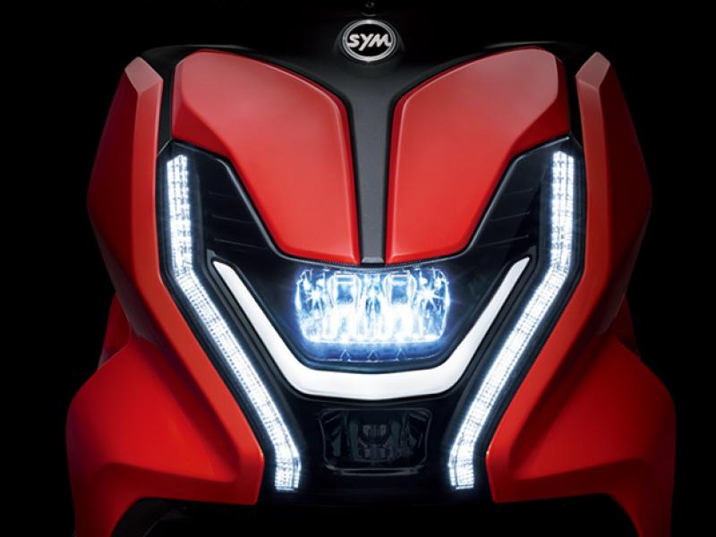 FNX125 Headlight