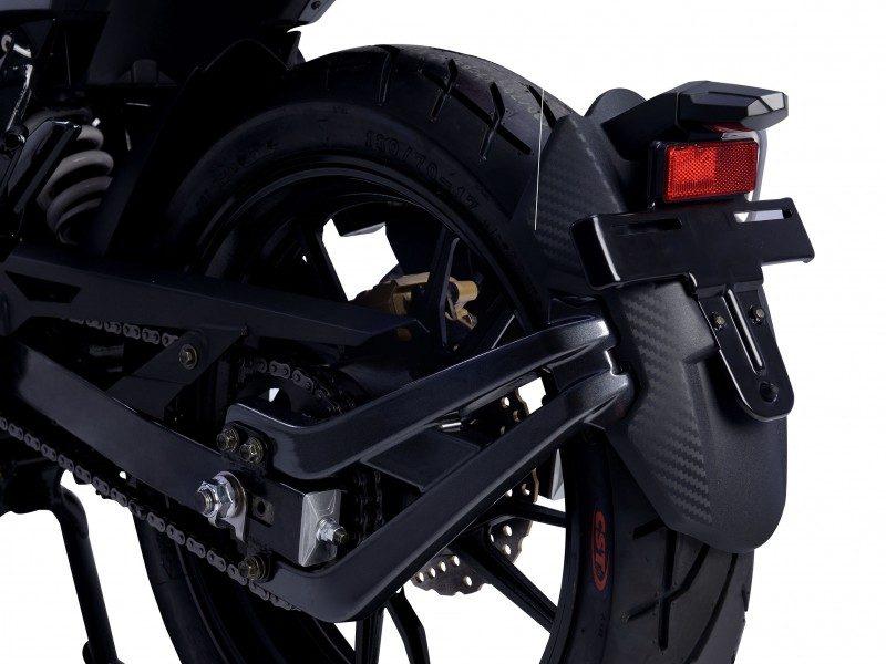 NHX125 Rear Hugger