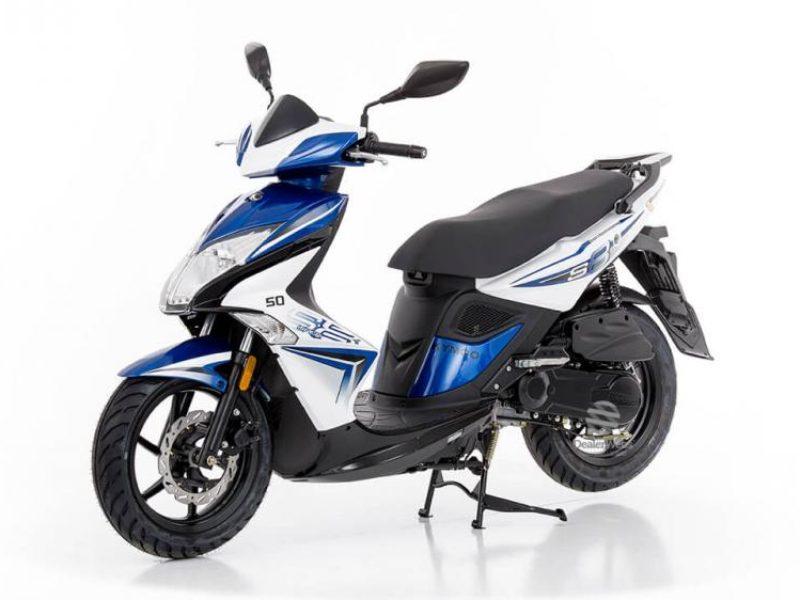 Super 8 50 Blue