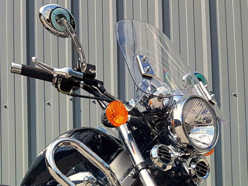 Superlight SE Windscreen