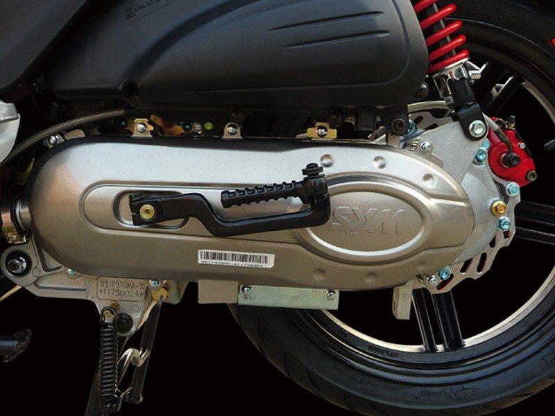 Symphoy SR 125 Engine