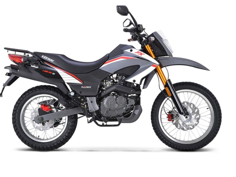TX Enduro White