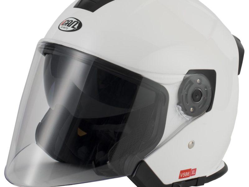 V586-White