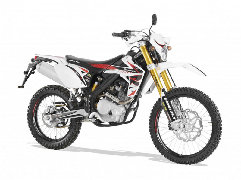MRT Enduro White
