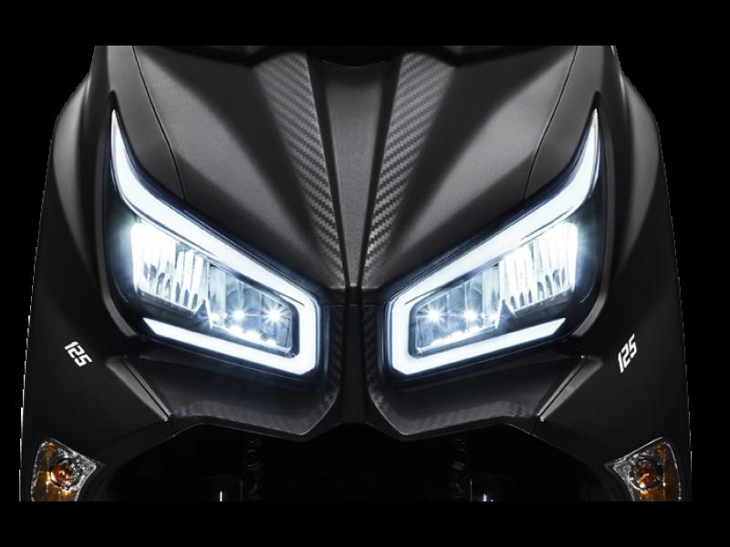 Joymax 300 Headlights